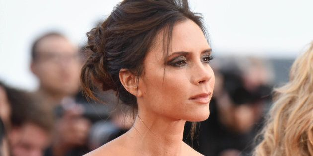 At 42 years old, Posh is totally flawless.