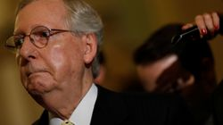 Mitch McConnell 'Upset' About Trump Not Denouncing