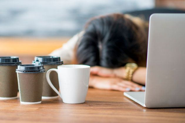 Stress and caffeine can affect digestion and nutrient