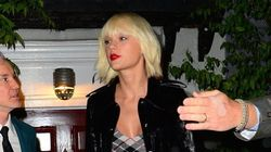 Taylor Swift Continues Her Grungy Quest To Bring Back The