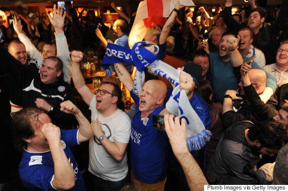 Leicester Wins English Premier League For First Time In 132-Year