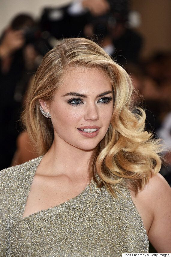 Kate Upton Announces Engagement To Justin Verlander At 2016 Met Gala