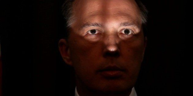 Dutton's Office Takes Umbrage At Photo: