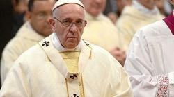 Pope Condemns Pedophilia Following Reports Of Child's