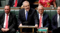 Morrison Promises 'Jobs And Growth' In His First