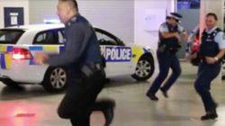 New Zealand Cops Bust Unforgettable 'Running Man'