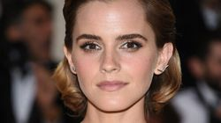 Emma Watson's Met Gala Dress Was Made Of Recycled Plastic 'Cos She's