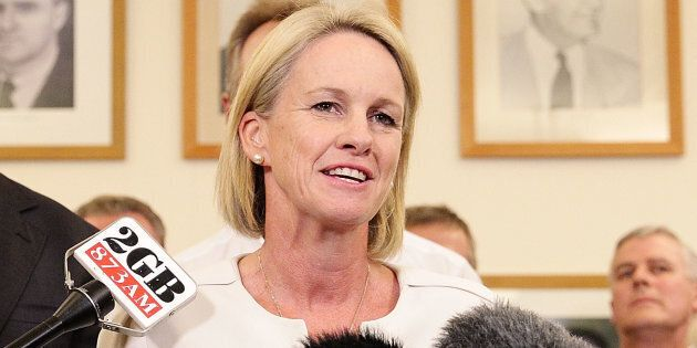 Nationals Senator Fiona Nash Reveals Possible Dual