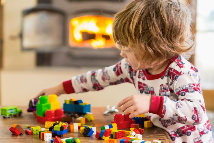 You're never too old to get out the Lego blocks and get yourself some inspiration!