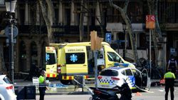Van Plows Into Pedestrians At Barcelona Tourist
