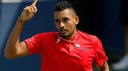 Nick Kyrgios Knocks Rafael Nadal Out Of Cincinnati
