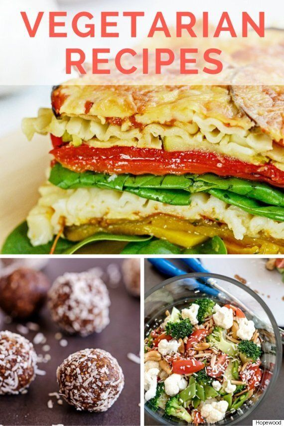 Now Is The Perfect Time To Try These 4 Tasty Vegetarian