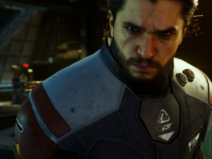 Kit Harrington -- best known as Jon Snow from Game of Thrones -- turns his hand to playing a villain in the latest Call of Duty.