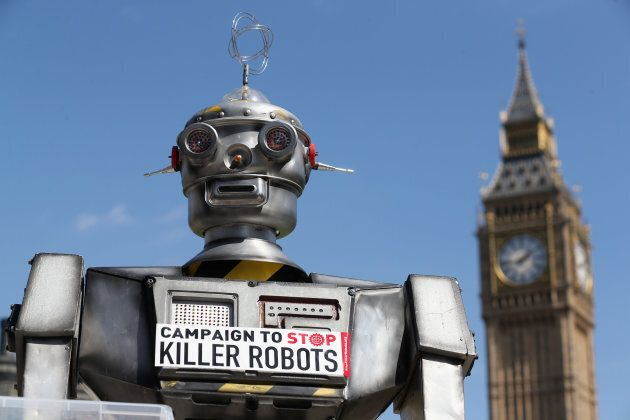 The Campaign to Stop Killer Robots has previously called for a pre-emptive ban on such