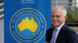 Malcolm Turnbull's New Logo Is Missing One Tiny