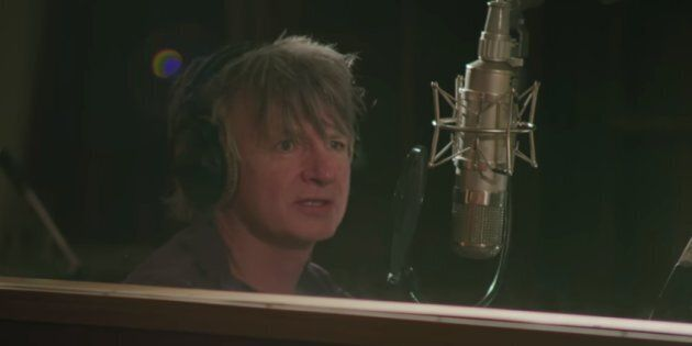 Neil Finn Is Recording An Entire Album Live On