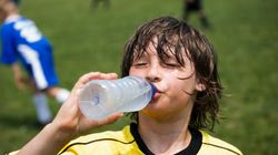 Handing Out Energy Drinks At Kids' Sport Is A Load Of Red