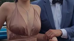 Teenager Hannah Rye, Who Took NRL Player Trent Hodkinson To Her Formal,