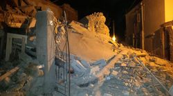 Baby Rescued Alive From The Rubble As Deadly Earthquake Strikes Italian Holiday