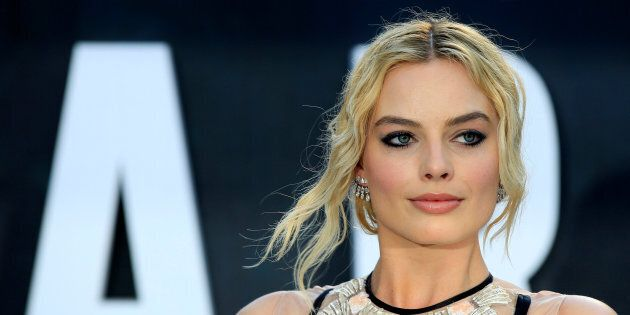 Australian actress Margot Robbie has used a hosting role on SNL to support same-sex