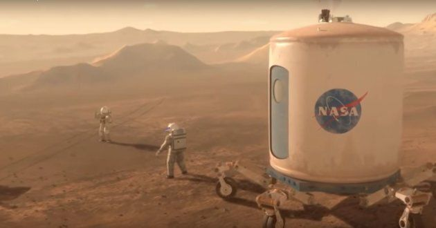 NASA wants to send humans on a one-way mission to