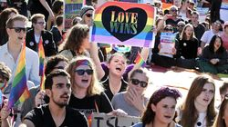 The Massive Drive To Get Students To Enrol For Same-Sex Marriage