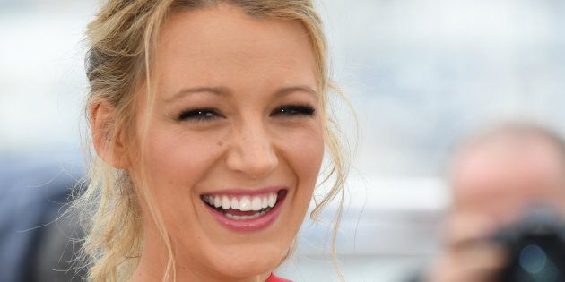 CANNES, FRANCE - MAY 11:  Blake Lively attends the 'Cafe Society' photocall during the 69th annual Cannes Film Festival at Palais des Festivals on May 11, 2016 in Cannes, .  (Photo by Venturelli/WireImage)