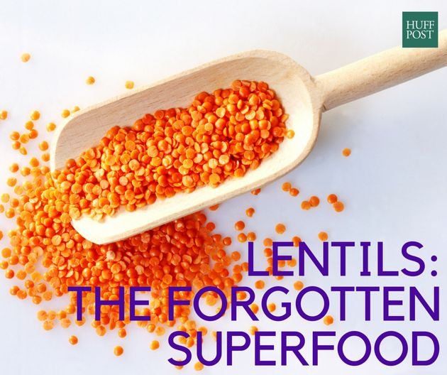 Lentils Are The Superfood You've Forgotten