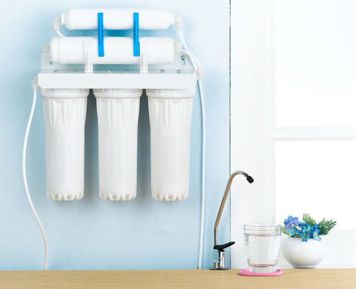 Reverse osmosis machines are cheaper than ionisers.