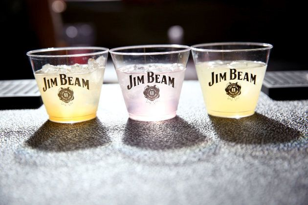 We've got bad news, bourbon drinkers.