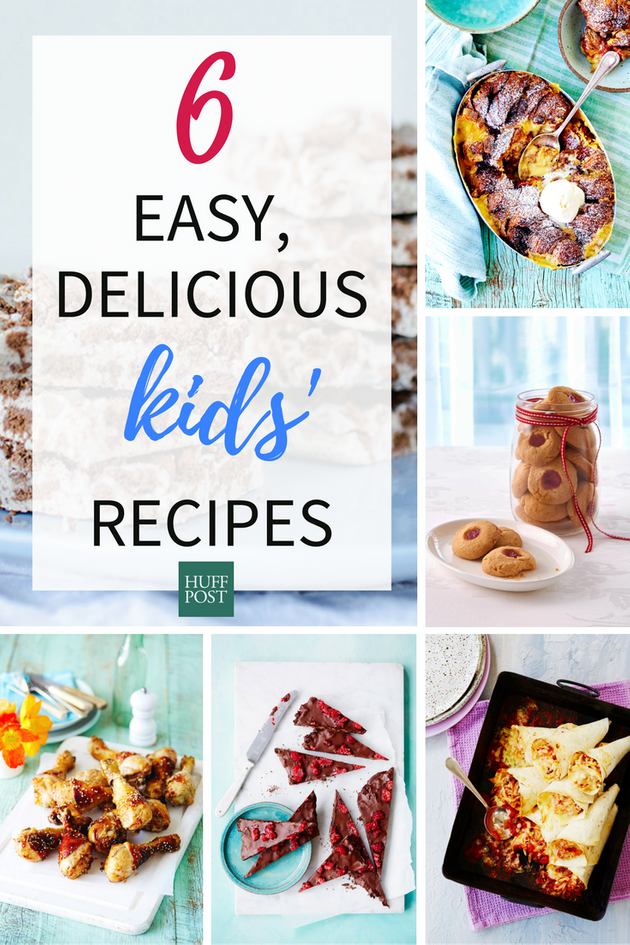 4-Ingredient School Holiday Recipes The Kids (And You) Will