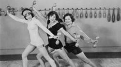 Looking Back On 100 Years Of Fitness