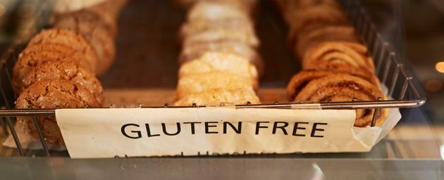 Gluten free food does sometimes contain some