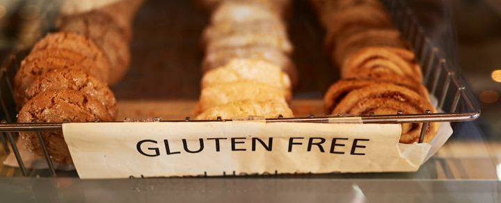 Gluten free food does sometimes contain some gluten.