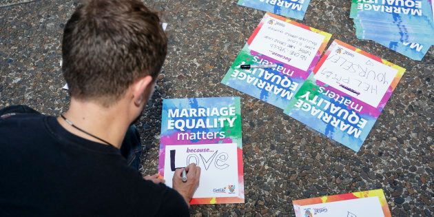 Same-Sex Marriage: To Secure A 'Yes' We Must Vote 'No' To