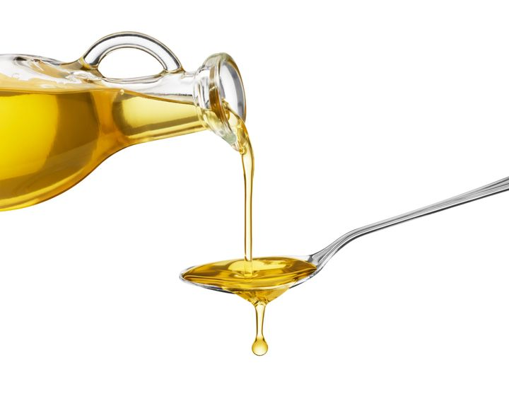Olive oil... not just for salads.