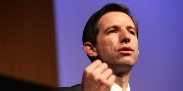 Education Minister Simon Birmingham is overhauling the vocational loans