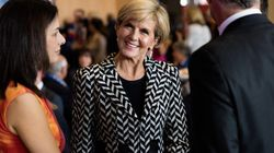 Julie Bishop Says She 'Can't Bail Out' The Malaysia Budgie