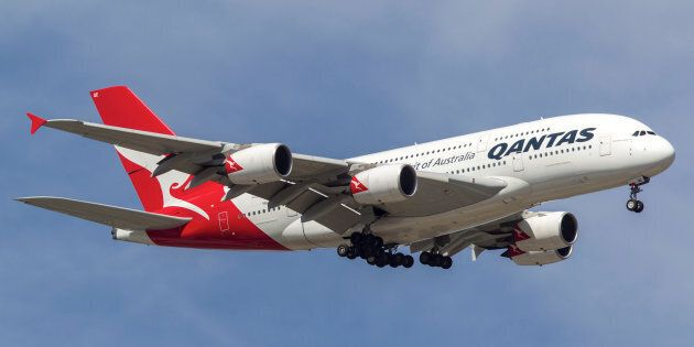 Qantas Firms Up Plans For Non-Stop Sydney To London Flights