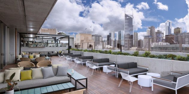 The Rooftop at QT in Melbourne is newly opened and ready for