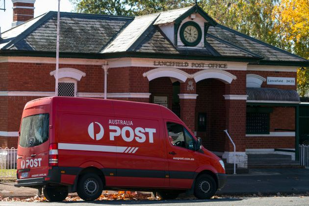 Ahmed Fahour claims he's saved 10,000 jobs at Australia Post during his time as