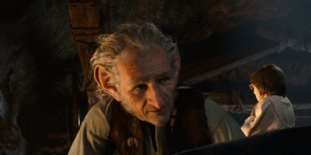 You Guys, 'The BFG Movie' Just Dropped Its Second