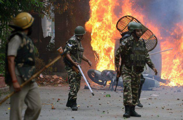 At Least 38 Dead From Riots Following Indian Guru's Rape