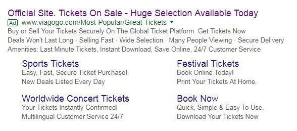 Viagogo is alleged to have misled consumers by promoting itself as an authorised ticket