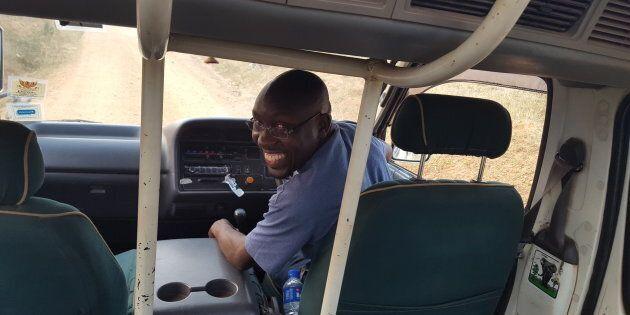Richard from Matoke tours in