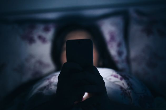 Putting your phone to rest won't happen