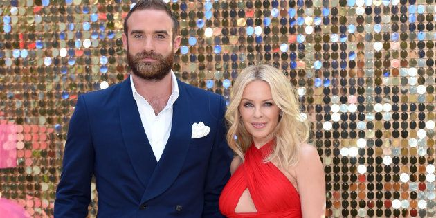 Joshua Sasse and Kylie Minogue have vowed to tie the knot only when same-sex marriage laws are passed in Australia.