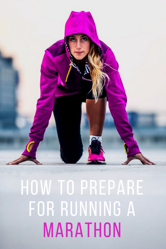 How To Prepare For Running A