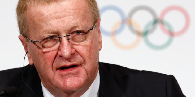 AOC president John Coates is also International Olympic Committee (IOC) Vice President. He has flexed...