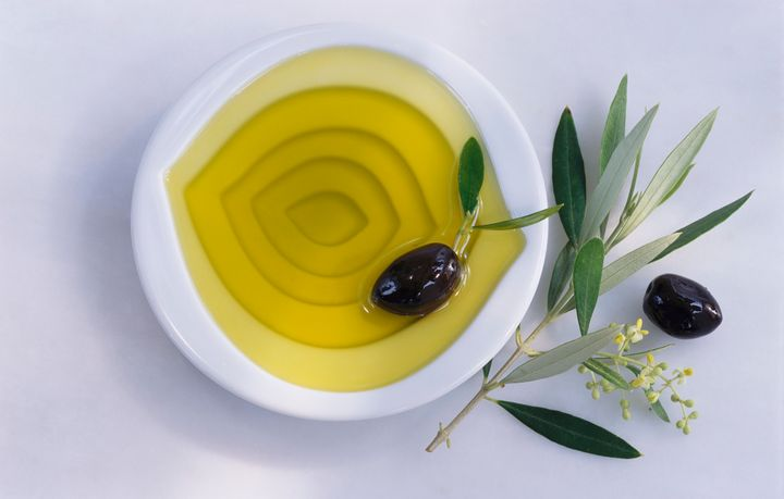 Olive oil. Who knew?